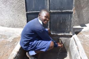 The Water Project: Kabinjari Primary School -  Celebrating Clean Water