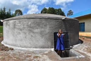 The Water Project: Kabinjari Primary School -  Student