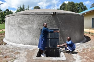 The Water Project: Kabinjari Primary School -  Students