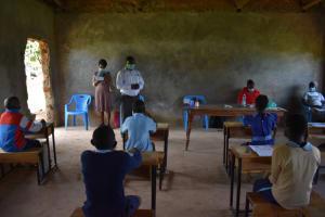 The Water Project: Kabinjari Primary School -  Headteacher Opening Remarks