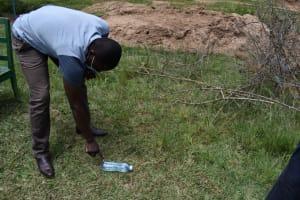 The Water Project: Kabinjari Primary School -  Solar Disinfection