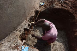 The Water Project: Friends Mudindi Village Primary School -  Drawing Point Construction