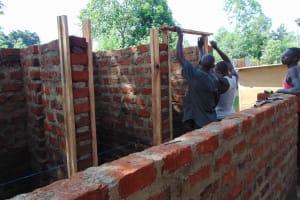 The Water Project: Friends Mudindi Village Primary School -  Door Frame Fixing