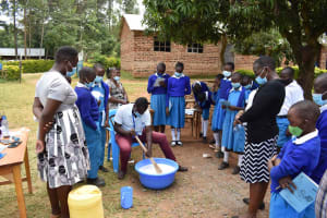 The Water Project: Friends Mudindi Village Primary School -