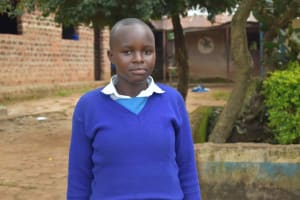 The Water Project: Friends Mudindi Village Primary School -  Student Nancy A