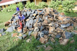 The Water Project: Petros Primary School -  Building Materials