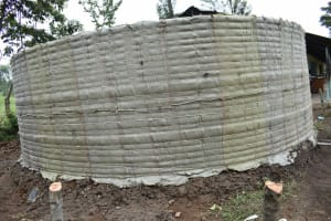 The Water Project: Petros Primary School -  Construction