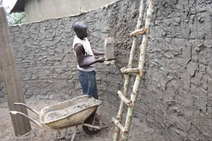 The Water Project: Petros Primary School -  Inside