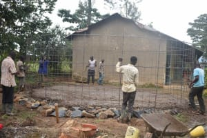 The Water Project: Petros Primary School -  Working Together