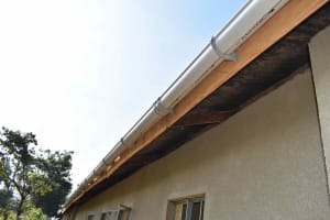 The Water Project: Petros Primary School -  Gutters