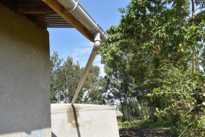 The Water Project: Petros Primary School -  Ready To Catch Water
