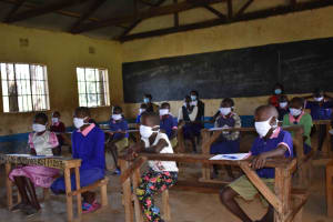 The Water Project: Petros Primary School -  Good Listeners