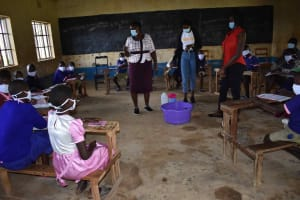 The Water Project: Petros Primary School -  Introduction
