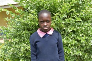 The Water Project: Petros Primary School -  Hellen O
