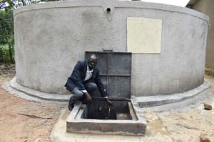 The Water Project: Petros Primary School -  Mister Kibyeko