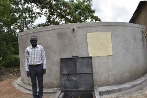The Water Project: Petros Primary School -  Tom Kibyeko