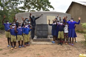 The Water Project: Petros Primary School -  Hooray