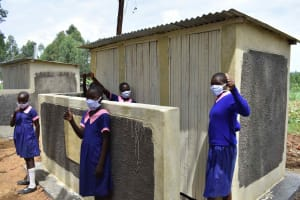 The Water Project: Petros Primary School -  Thank You