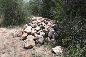 The Water Project: Kathamba ngii Community C -  Materials