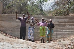 The Water Project: Kathamba ngii Community B -  Celebrating The Dam