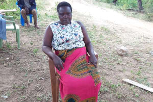The Water Project: Kitile B Village Well -  Winfred Muinde