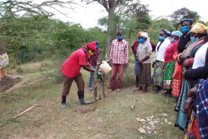 The Water Project: Kitile B Village Well -  Knowledge