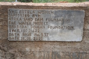 The Water Project: Kitile B Village Well -  Dedication