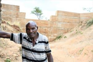 The Water Project: Kitile B Village Well -  George Munyoki