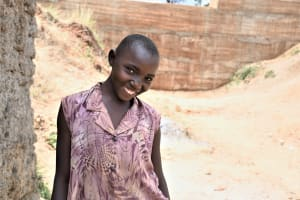 The Water Project: Kitile B Village Well -  Mutheu M