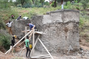 The Water Project: Kitile B Village Well -  Shallow Well
