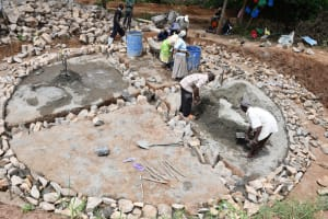 The Water Project: Mbiuni Primary School -  Getting There