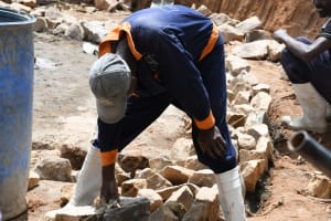 The Water Project: Mbiuni Primary School -  Hard At Work