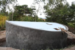 The Water Project: Mbiuni Primary School -  Just About Done