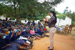 The Water Project: Mbiuni Primary School -  Now You Try
