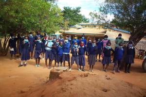 The Water Project: Mbiuni Primary School -  School Health Club