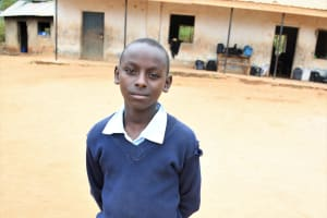 The Water Project: Mbiuni Primary School -  Hilary M