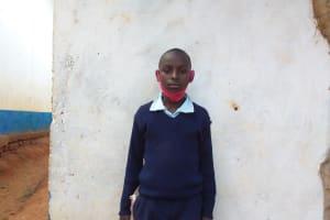 The Water Project: Mbiuni Primary School -  Muuo M