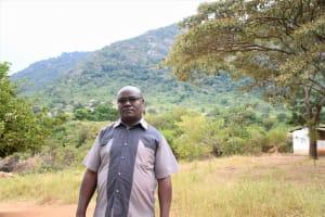 The Water Project: Mbiuni Primary School -  Robert Mutua
