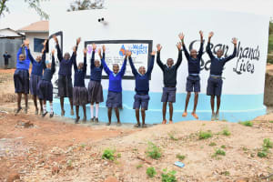 The Water Project: Mbiuni Primary School -  Jumping For Joy