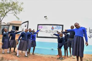 The Water Project: Mbiuni Primary School -  Tah Daahhh
