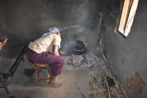 The Water Project: Mungakha Community, Mwilima Spring -  Elina Cooking