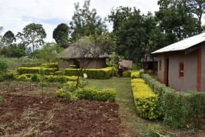 The Water Project: Mungakha Community, Mwilima Spring -  Homestead