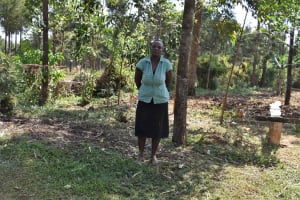 The Water Project: Muhoni Community, Kekongo Forest Spring -  Doricas Shisia