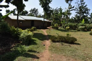 The Water Project: Muhoni Community, Kekongo Forest Spring -  Compound