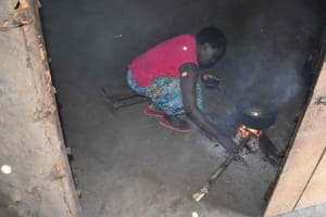 The Water Project: Muhoni Community, Kekongo Forest Spring -  Cooking