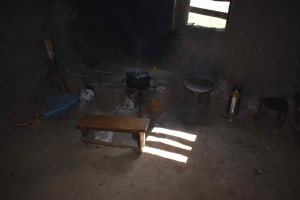 The Water Project: Muhoni Community, Kekongo Forest Spring -  Kitchen