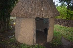 The Water Project: Chombeli Community, Ernest Kuta Spring -  Animal Pen