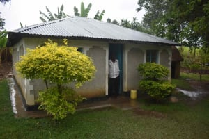 The Water Project: Chombeli Community, Ernest Kuta Spring -  Ernest At Home