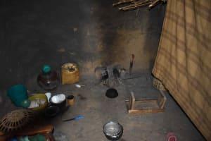 The Water Project: Chombeli Community, Ernest Kuta Spring -  Inside A Kitchen