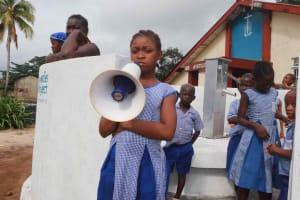 The Water Project: Shepherd Foundation, New Apostolic Church and Primary School -  Haja K